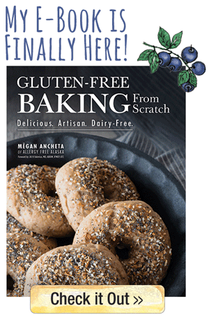 Gluten Free Baking From Scratch