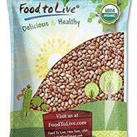 Organic Pinto Beans, 5 Pounds - Non-GMO, Kosher, Bulk