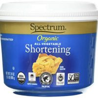 Spectrum Naturals Organic Shortening, All Vegetable, 24 oz