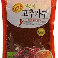 Korean Red Pepper Coarse Powder, 1 Pounds