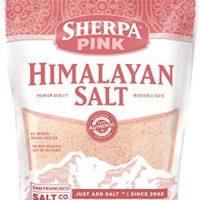 Sherpa Pink Gourmet Himalayan Salt - 5 lbs. Fine Grain