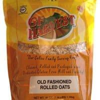 GF Harvest PureOats Gluten Free Rolled Oats, 41 Ounce